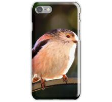 Long Tailed Tit One iPhone Case/Skin