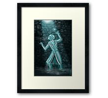 Ezra by Topher Adam Framed Print