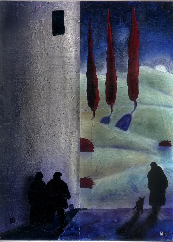 The walk by lillo