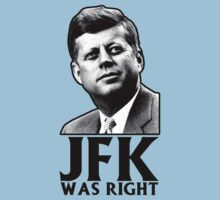 JFK Was Right by Raging Cynicism