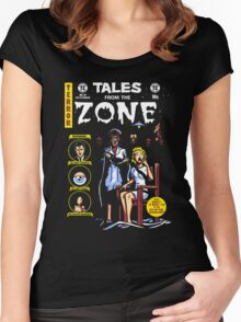 Tales From the Zone Women's Fitted Scoop T-Shirt