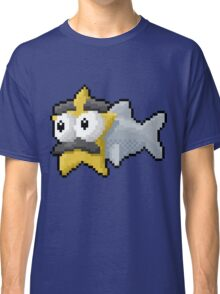 Starfishmanfish pixel tee Classic T-Shirt