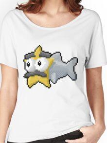 Starfishmanfish pixel tee Women's Relaxed Fit T-Shirt