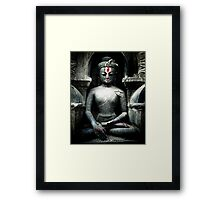Search Me Framed Print