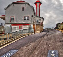 Cape Forchu HDR  - Yarmouth NS by Shawn Bourque