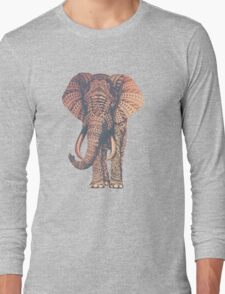 Fairy Elephant  Long Sleeve T-Shirt