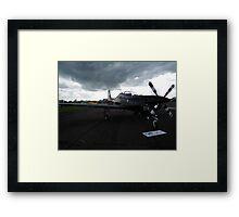 Pilatus PC-7 Framed Print