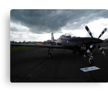 Pilatus PC-7 Canvas Print