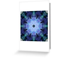 Paperweight Kaleidoscope Greeting Card
