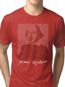 The Play's the Thing Tri-blend T-Shirt