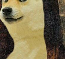 Mona Doge Sticker