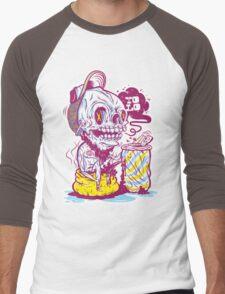 DROWNING Men's Baseball ¾ T-Shirt