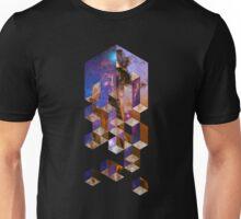 Soluble Cuboid Unisex T-Shirt