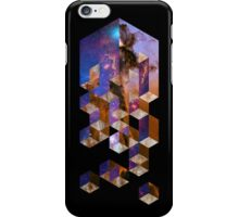 Soluble Cuboid iPhone Case/Skin