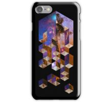Soluble Cuboid iPhone Case/Skin