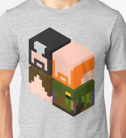 Super Best Cubes Unisex T-Shirt