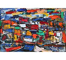 amalfi 40 Photographic Print