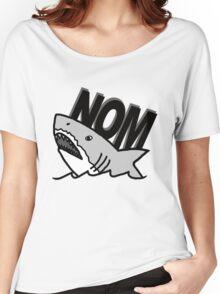 Shark Nom Women's Relaxed Fit T-Shirt