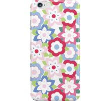 Helena Trendy Floral iPhone Case/Skin