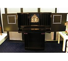 Rennie Mackintosh Writing Desk Photographic Print