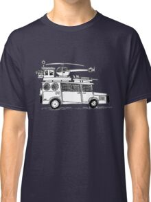 Car sketch Classic T-Shirt