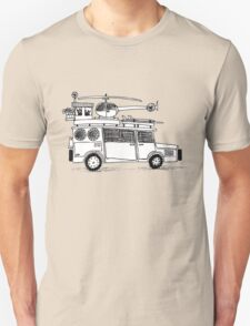 Car sketch Unisex T-Shirt