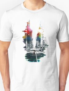 The Ambient Resolution Unisex T-Shirt