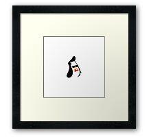 Penguin 4 Framed Print