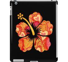 Fun Time Hibiscus iPad Case/Skin