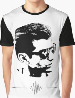 Alex Turner AM Graphic T-Shirt