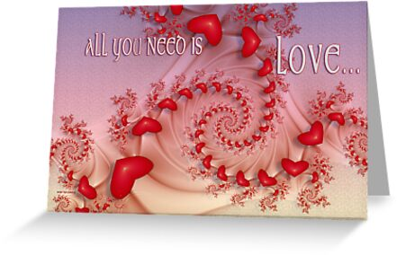 All You Need Is Love ... by viennablue