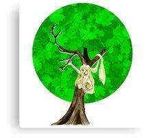 Earth Elemental  Canvas Print