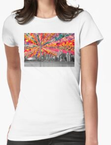 Blooming Toronto Womens Fitted T-Shirt
