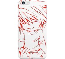 L death Note iPhone Case/Skin