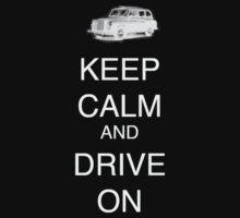 DRIVE ON by kellydigital