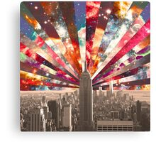 Superstar New York Canvas Print