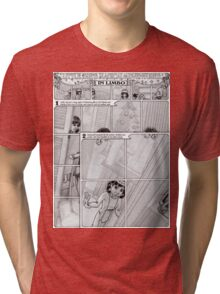 Little Zoe's Adventures in Limbo Tri-blend T-Shirt