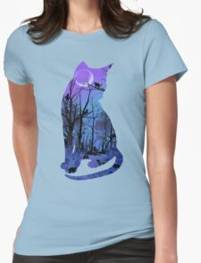 CATMOON Womens Fitted T-Shirt