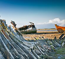 Trawlers' Graveyard by RedMann
