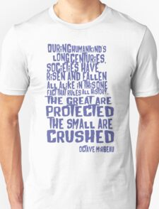 Crushed  T-Shirt