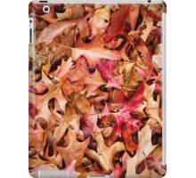 Autumn's Fall - Baxter, Victoria, Australia iPad Case/Skin