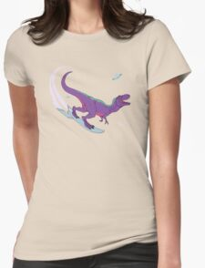 A Wise Tyrant... Womens Fitted T-Shirt