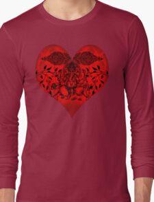 INDIANHEART Long Sleeve T-Shirt