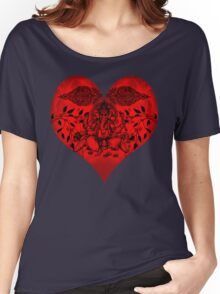 INDIANHEART Women's Relaxed Fit T-Shirt