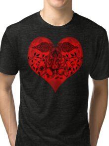 INDIANHEART Tri-blend T-Shirt