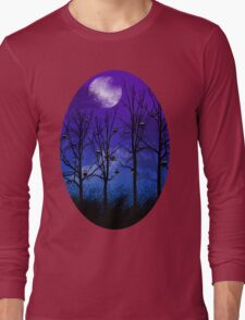 OWLMOON Long Sleeve T-Shirt