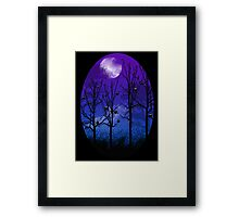 OWLMOON Framed Print