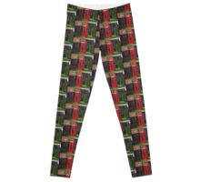 British Telephone Box Leggings