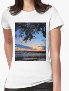 Beaufort Harbor Sunset T-Shirt