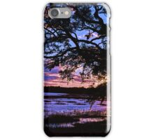 Beaufort Sunset iPhone Case/Skin